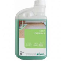 Détergent désinfectant sols&surface 3en1 PREMIUM A - Bidon 1L