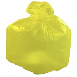 SP 110L jaune Opaque 30µ BD Eco - Ct. de 200 Sacs
