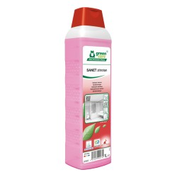 Nettoyant sanitaire ECOLABEL SANET ZITROTAN - Bidon de 1L