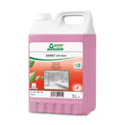 Nettoyant sanitaire SANET ZITROTAN - Bidon de 5L