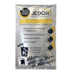 Dosettes 20ml détergent surodorant 3D Longue Durée 6H - Ct. de 200