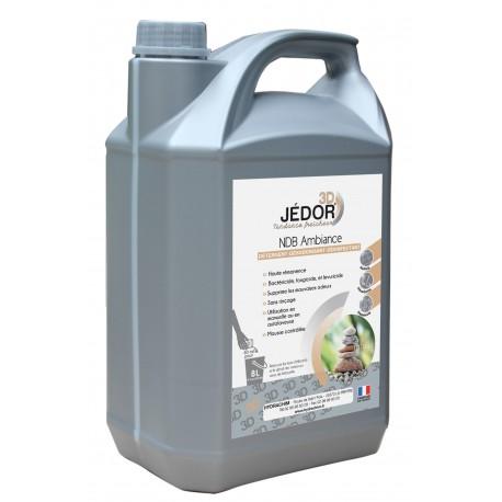 Détergent surodorant bactéricide 3D premium -227- Bidon 5L