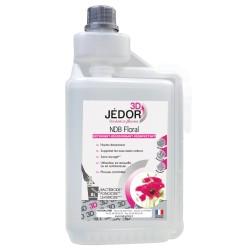 Détergent surodorant bactéricide 3D premium - 227 - Bidon doseur 1L
