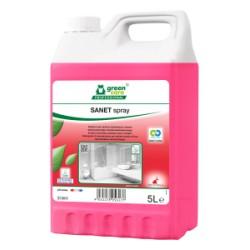Nettoyant sanitaire détartrant PAE SANET - Bidon 5L
