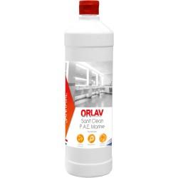 Détartrant sanitaires SANIT CLEAN marine - 6095 - Bidon 1L