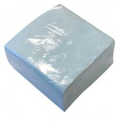 Weetex Flex bleu 38x30cm - Sachet de 50 formats - Boîte de 10
