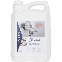 Gel hydroalcoolique parfumé ELI -2235- Bidon 5L