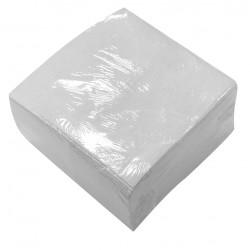 Chiffon essuyage WIPTEX blanc non tissé 34x35cm - Ct 600