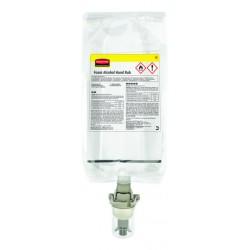 Mousse hydroalcoolique sans rinçage 1000ml 1869697 - Ct 4 recharges