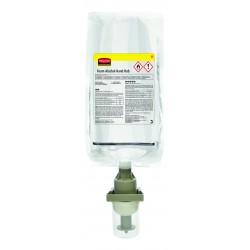 Mousse désinfectante alcool 75% RUBBERMAID 1000ml 3486621 - Ct 3 rech