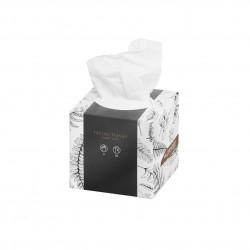 Mouchoirs cosmétiques 3 pl. pure ouate blanc -210600 - Ct de 1800