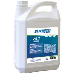 Auxiliaire assainisseur de légumes - A078 - DETERQUAT VEG - Bidon 5L