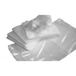 Chiffon essuyage WIPTEX blanc non tissé 25x35cm - Ct 1000