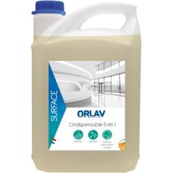 Indispensable multi usages 5 en 1 ORLAV 1854 - Bidon 5L