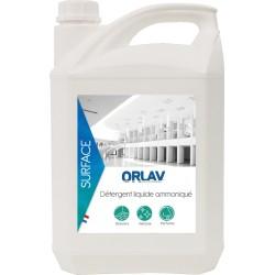 ORLAV - 226 - Détergent ammoniaqué concentré 6% - Bidon 5L