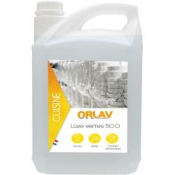 Liquide lave-verres ORLAV - 216 - Bidon 5L
