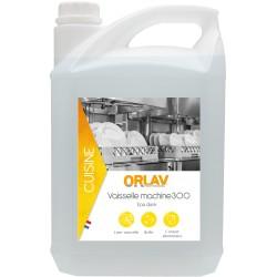Lessive liquide pour lave-vaisselle Eaux dures ORLAV - 401 - Bidon 5L