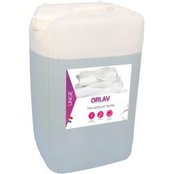 ASSOUPLISSANT TEXTILE liquide ORLAV - 0202- Bidon de 20L