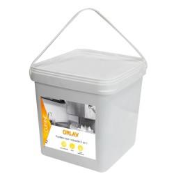 Pastilles tri-couches 5 en 1 lave-vaisselle ORLAV - 0124 - Seau 3Kg