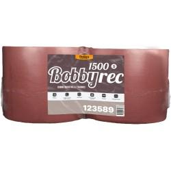 1500 fts recyclée chamois 2 pl. 22x30cm - Colis 2 bob.