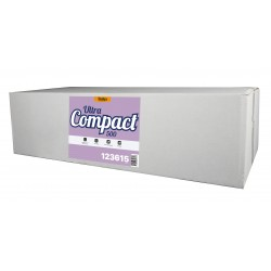 PH ultra compact 500 feuilles 2 pl. pure ouate blanc - Colis 36 rlx