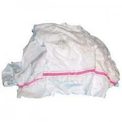 """Chiffon """"TORCHON"""" Torchon blanc (BLI) -10 sacs de 1kg"""