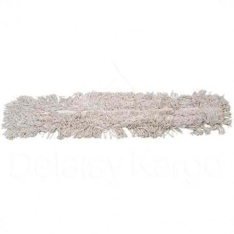 Frange coton 1m  pour balai ciseaux - Lot de 2