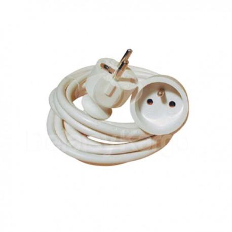 Cordon prolongateur L 10m   10/16A   Câble 3x1,5mm²