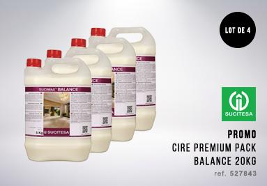 Cire premium pack balance 20kg