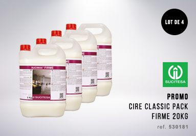 Cire classic pack Firme 20kg